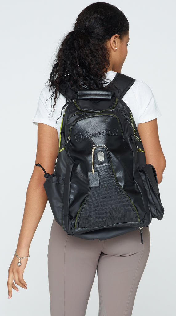 Iconpack Backpack - Black