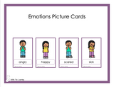 Emotions Picture Cards - Digital Product