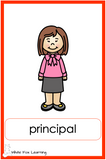 School People Cards - Digital Product