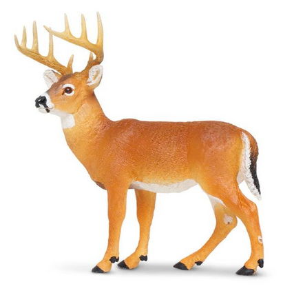 Whitetail Deer (buck) figurine