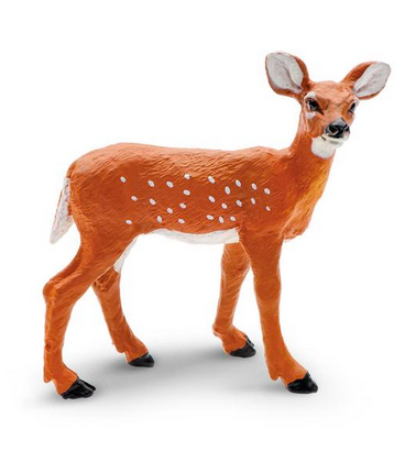 Whitetail Deer (fawn) figurine