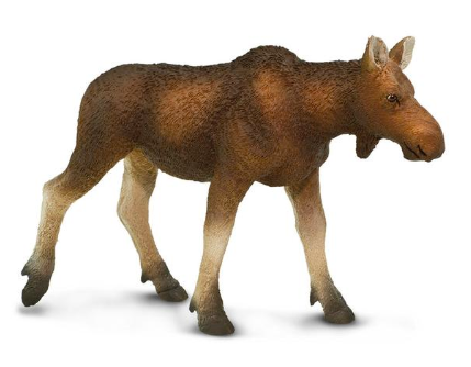 Moose (cow) figurine