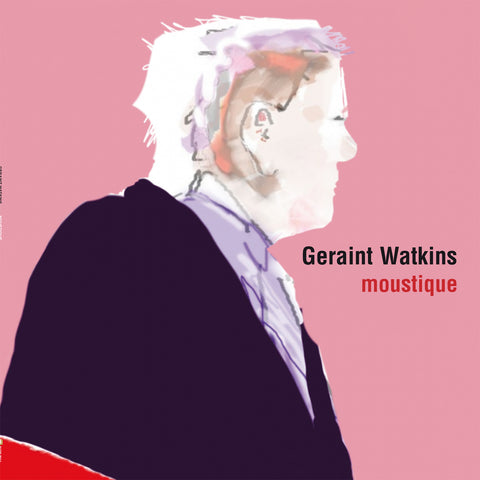 Geraint Watkins 'Moustique' vinyl LP 2014 album