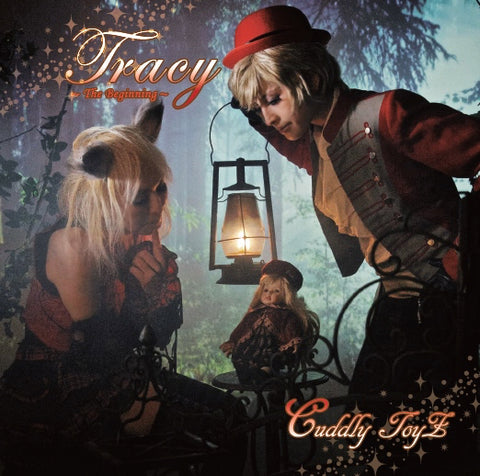 Cuddly ToyZ 'Tracy - The Beginning' feat. Paddy Phield, Japanese import CD