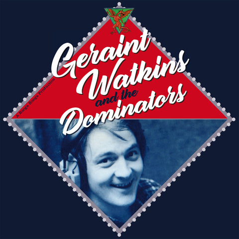 Geraint Watkins and the Dominators - the 1979 album reissue on CD with bonus tracks