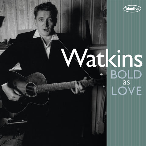 Geraint Watkins - 'Watkins Bold As Love'