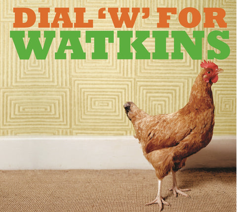Geraint Watkins 'Dial 'W' For Watkins' (2004; digipak CD)