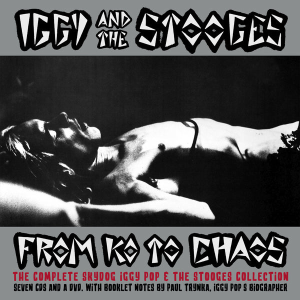 IGGY and the STOOGES  'From K.O. to Chaos' 8-Disc Box Set