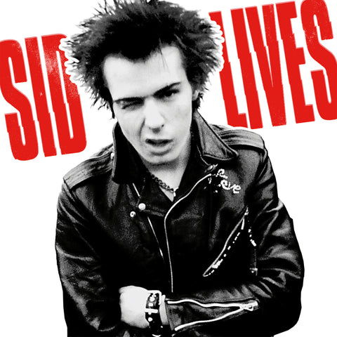 Sid Vicious 'Sid Lives' 2xCD his last shows, with 24-page booklet