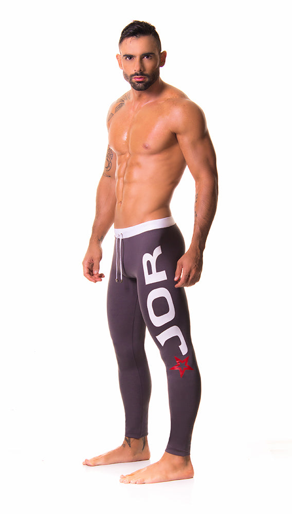 JOR - Olimpic Long Pants - Gray