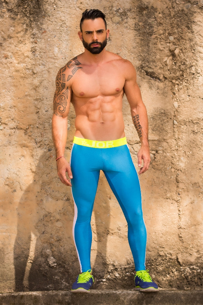 JOR - Runner Long Pant - Blue, pants, Jor - Johnny Beach