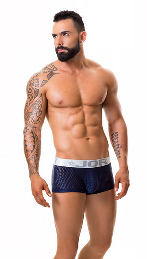 JOR - Cronos Boxer Briefs - Blue, Underwear, Jor - Johnny Beach