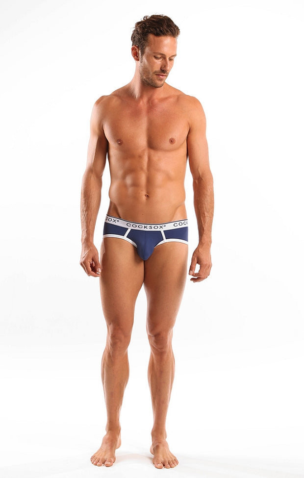 Cocksox - Sports Brief - Nightfall-Underwear-Johnny Beach