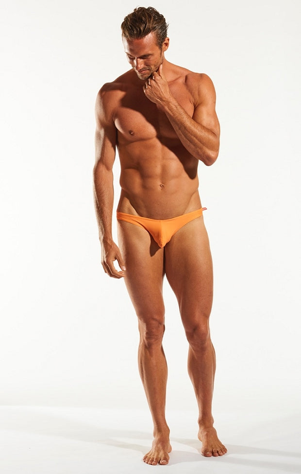 Cocksox - Swim Brief - Sweet Orange Johnny Beach