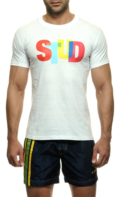 STUD - Feeka T-shirt-shirts-Johnny Beach