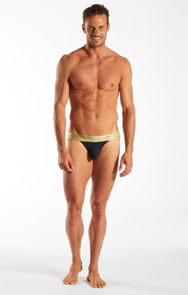 Cocksox - Jockstrap - Gold Shimmer Johnny Beach