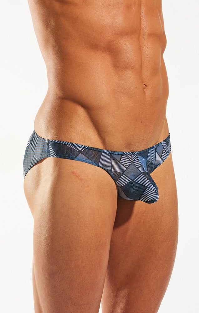 Cocksox - Sheer Swim Brief - Hypnotic, Swimwear, Cocksox - Johnny Beach
