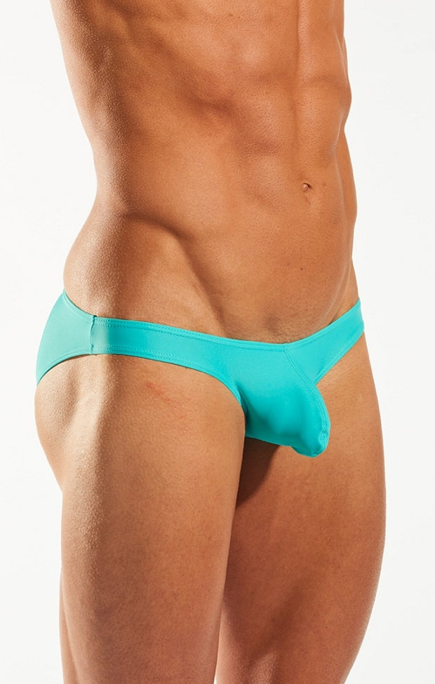 Cocksox - Swim Brief - Bermuda Blue-Swimwear-Johnny Beach