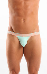 Cocksox - Bikini Brief - Lush Green-Underwear-Johnny Beach