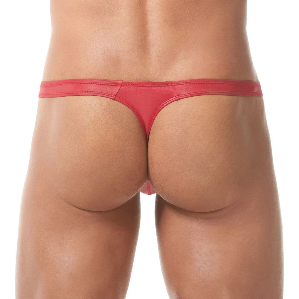 Gregg Homme - Boytoy Thong - Red, Underwear, Gregg Homme - Johnny Beach