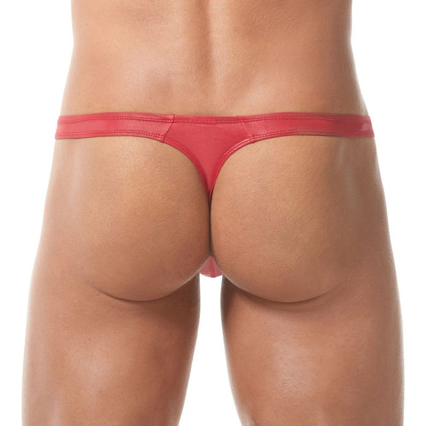 Gregg Homme Boytoy Thong Red