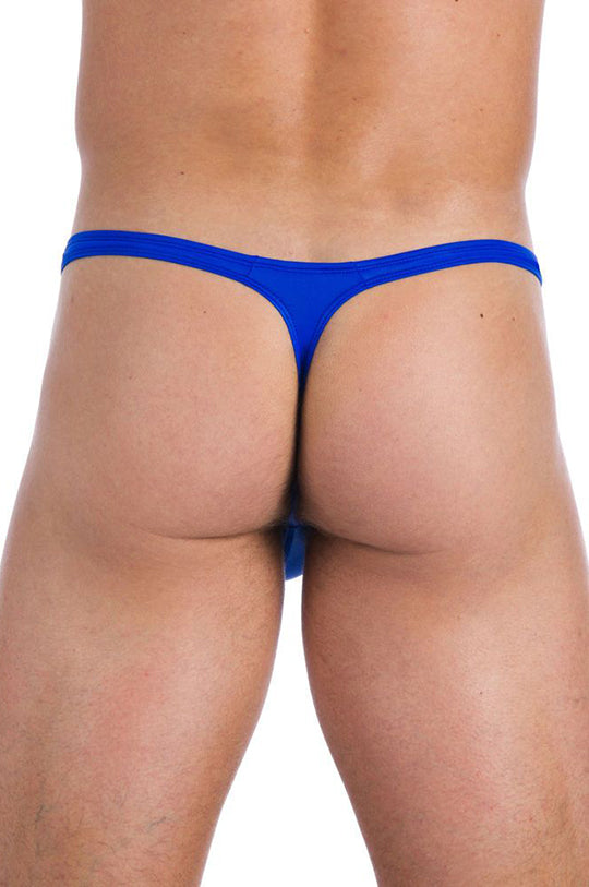 Gregg Homme Boytoy Thong Blue-Underwear-Johnny Beach