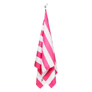 Dock & Bay - XL Cabana Towel - Phi Phi Pink Johnny Beach