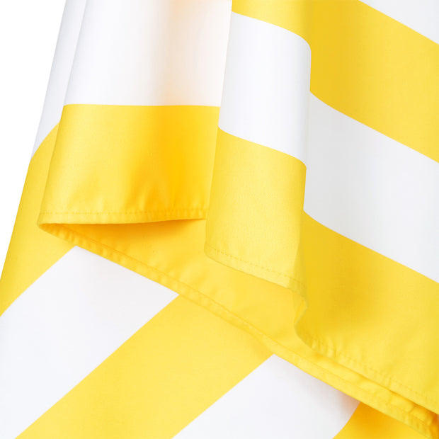 Dock & Bay - XL Cabana Towel - Boracay Yellow Johnny Beach
