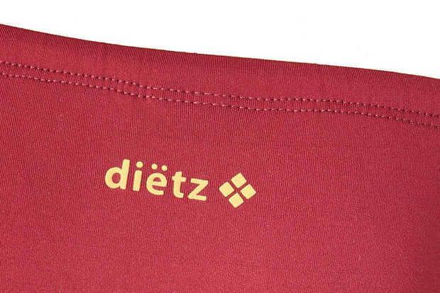 Dietz Traxx Swimwear Wine