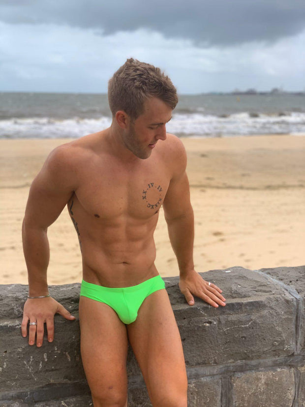 Richie Amazon Brief Swimwear-Swimwear-Johnny Beach
