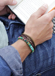 "We Are All Smith California ""Point Dume"" Cord Bracelet"