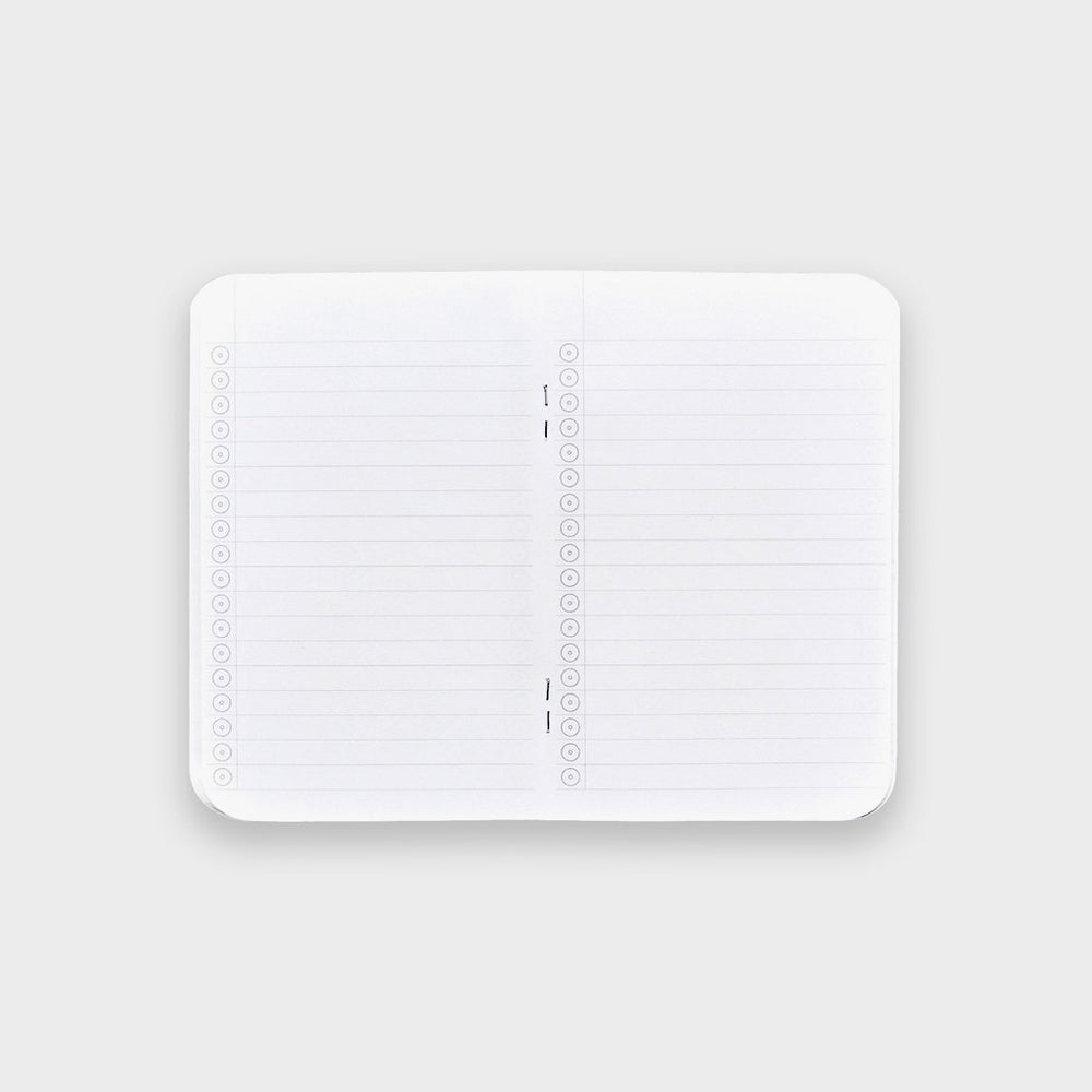 Word. Notebooks - Ivory Terrain, notebook, Word. - Johnny Beach