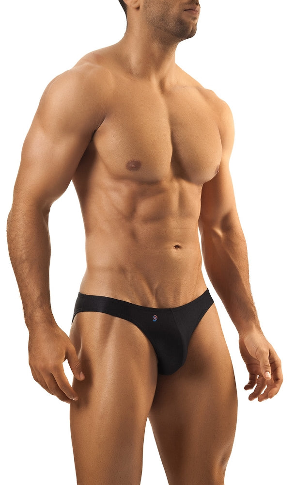 Joe Snyder Bikini - Black-Underwear-Johnny Beach