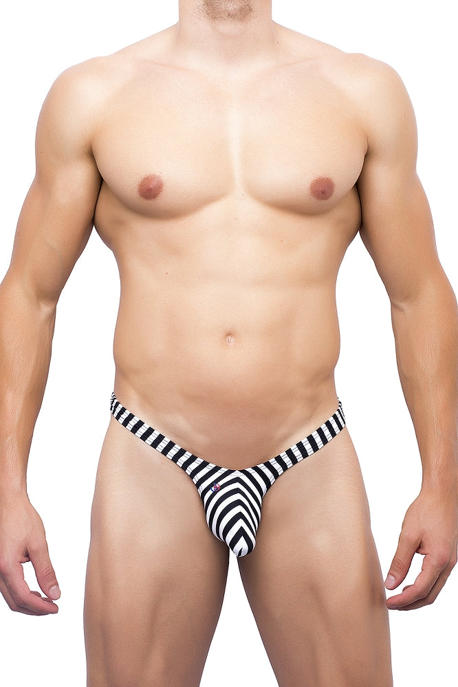 Joe Snyder - Bulge Thong - Jail