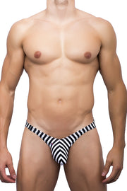 Joe Snyder - Full Bulge Bikini - Jail-Underwear-Johnny Beach