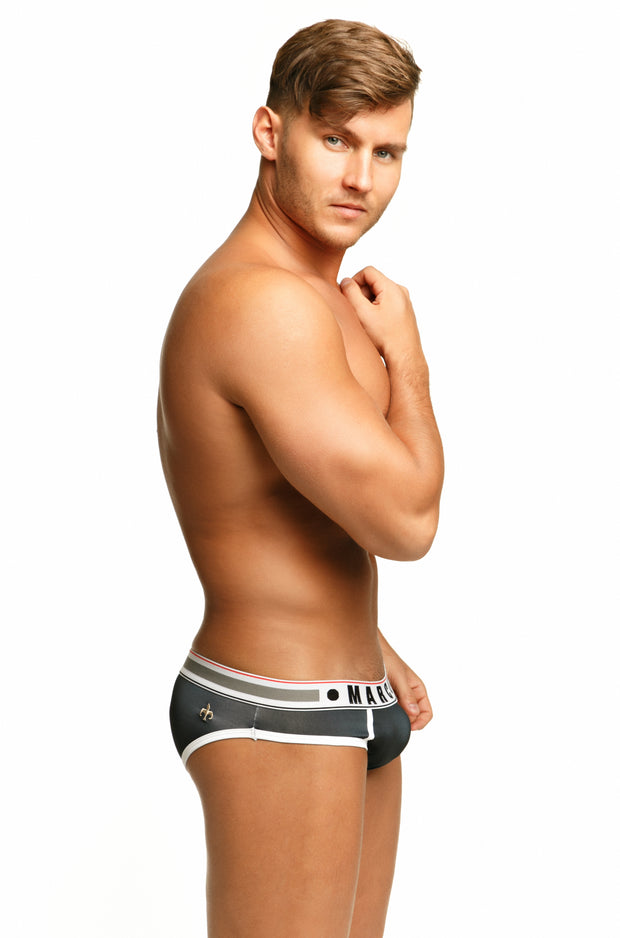 Marcuse - Monument Brief - Black-Underwear-Johnny Beach