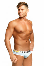 Marcuse - Monument Brief - Light Blue-Underwear-Johnny Beach