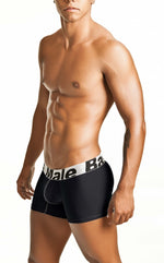 MaleBasics - Microfiber Trunk - Black, Underwear, Male Basics - Johnny Beach