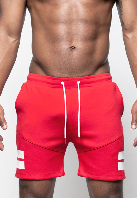 Supawear - Crimson Shorts - Red, shorts, Supawear - Johnny Beach