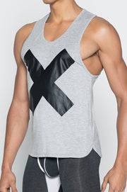 2EROS - X Series Tank - Grey Marle Johnny Beach