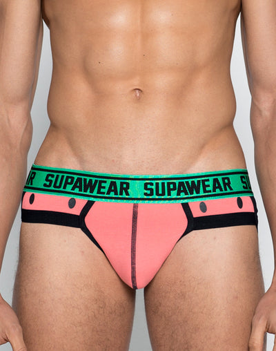 Supawear - Fruitopia Brief-Underwear-Johnny Beach