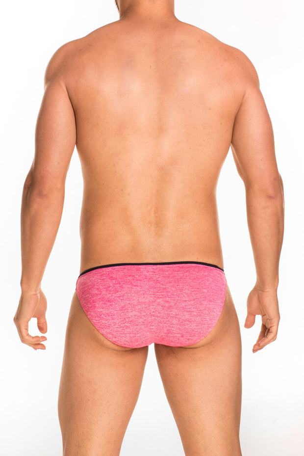 Dietz - Firenze Briefs Pink Johnny Beach