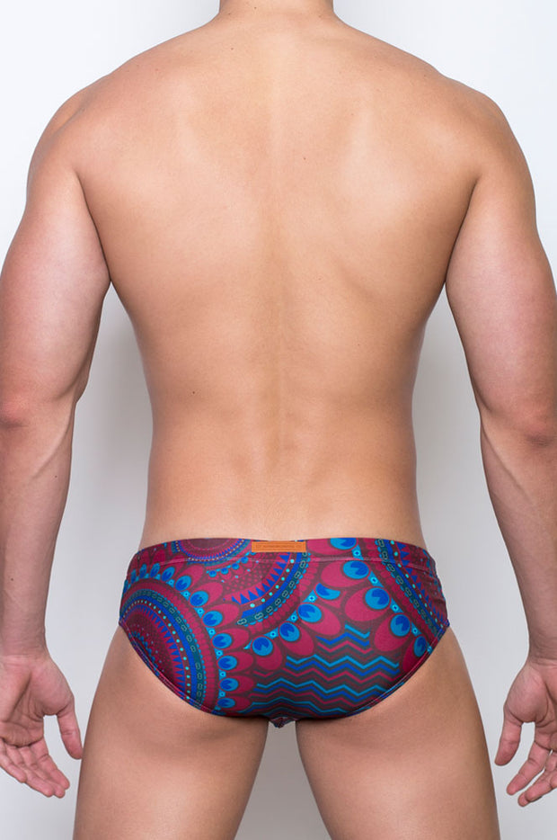 2eros - V10 Print Swimwear - Moroccan Nights Johnny Beach