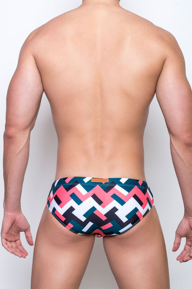 2eros - V10 Euhedral Swim Brief