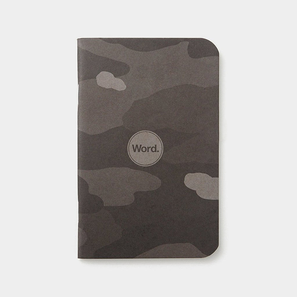 Word. Notebooks - Stealth Camo