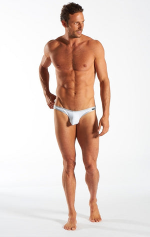 Cocksox - Brief - Silver Shimmer, Underwear, Cocksox - Johnny Beach