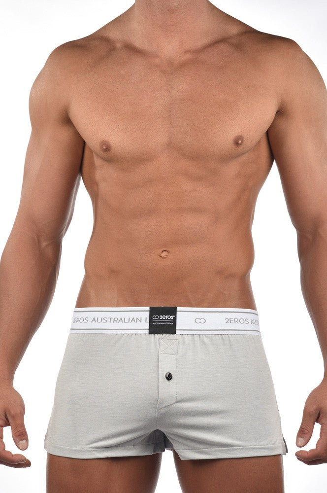 2EROS - Core Boxer Shorts - Ivory, Underwear, 2eros - Johnny Beach