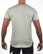 Supawear - SUP T-Shirt - Grey Marle-t-shirts-Johnny Beach