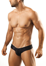 Joe Snyder - Mini Cheek - Black-Underwear-Johnny Beach