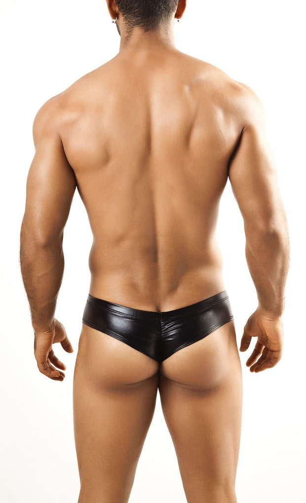 Joe Snyder - Mini Cheek - Black Pearl-Underwear-Johnny Beach